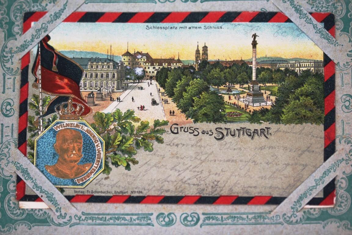 Postkarten Ankauf antik