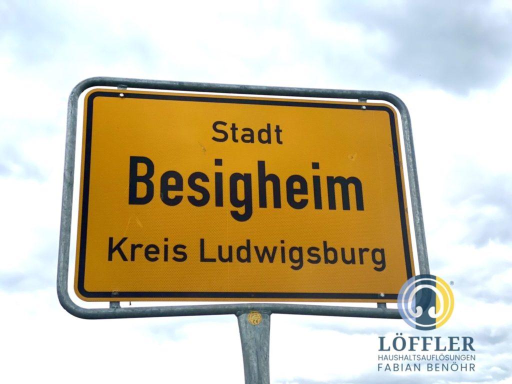 Entrümpelung Besigheim husarenhof
