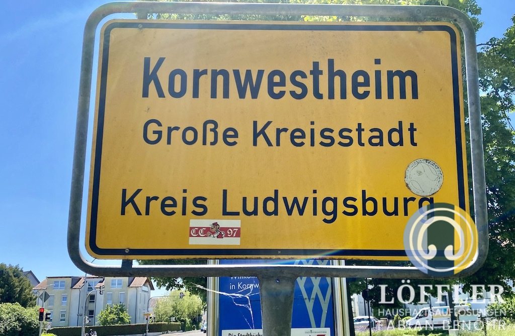 entrümpler Kornwestheim
