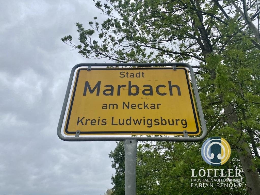 entrümpler Marbach am neckar