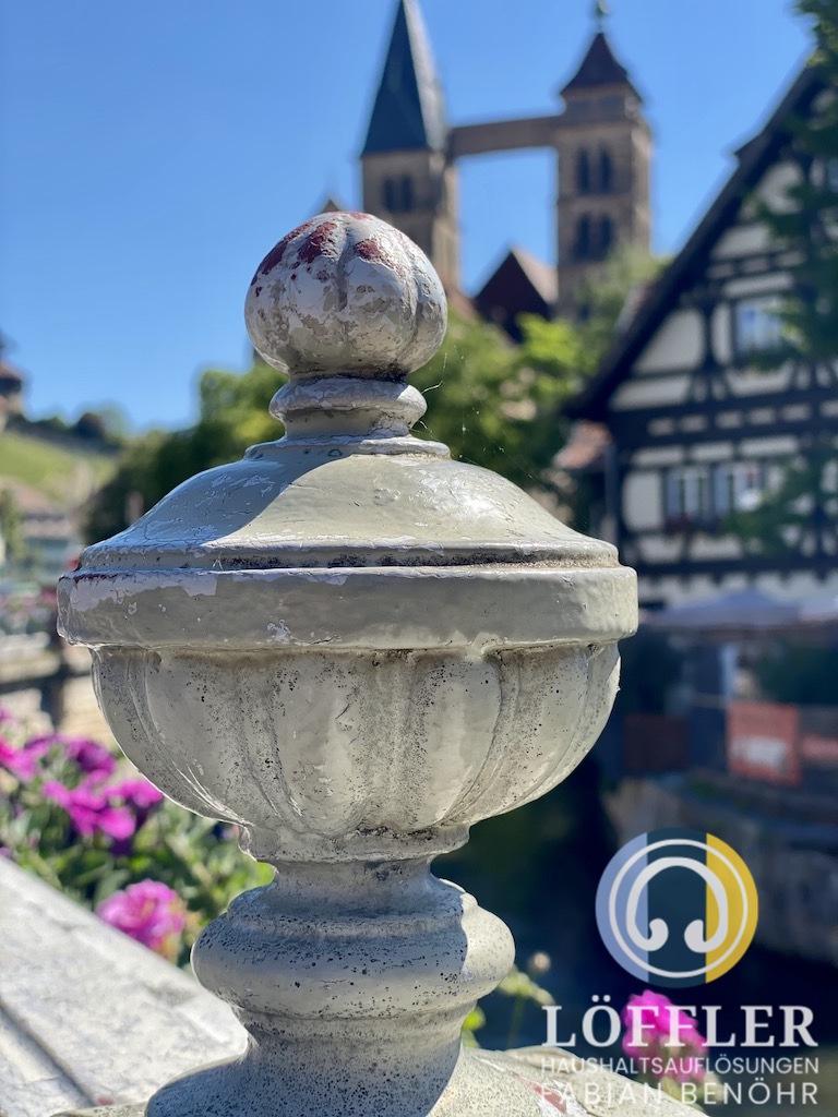 haushaltsaufloesung Esslingen am neckar oberesslingen sulzgries wäldenbronn jägerhaus