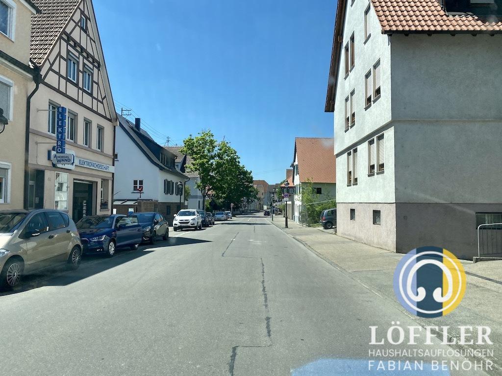 Wohnung auflösen Kornwestheim